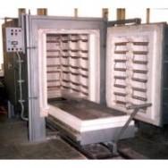 Печь камерная с выдвижным подом ЭВП-1000/12,5-И2