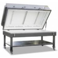 Печь для сплавления стекла со стационарным столом Nabertherm GF 1050