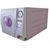 Стерилизатор настольный паровой ГПа-10 ПЗ (10 л, автоматический. с вакуумной сушкой)